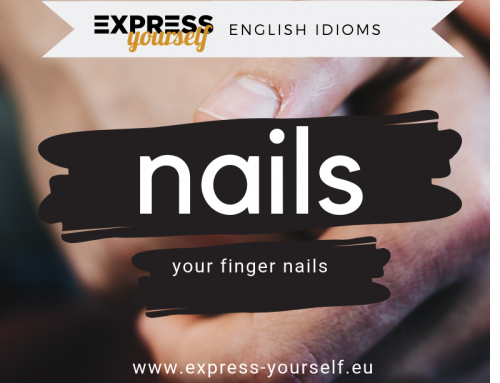 Words with multiple meanings – nails