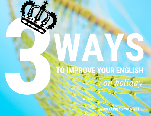 3 ways to improve your English on holiday