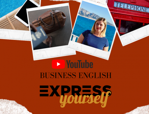 Business English video series – advertisement
