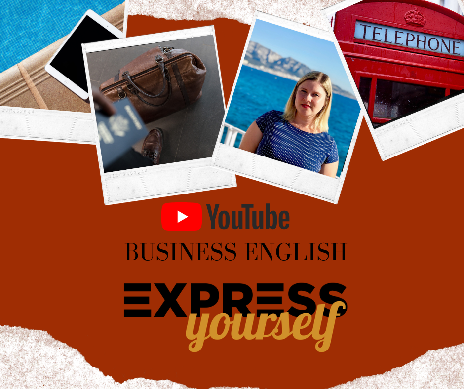 Learn Business English with Express Yourself youtube videos
