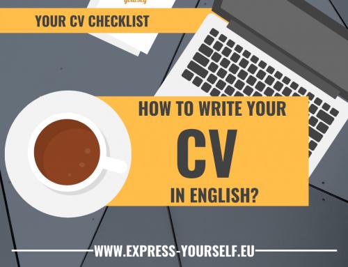 Your CV checklist