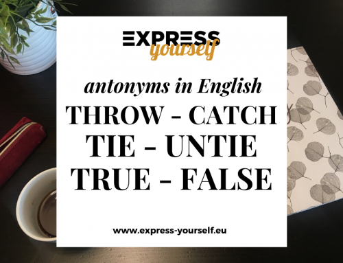 Antonyms in English – collection of antonyms part  15