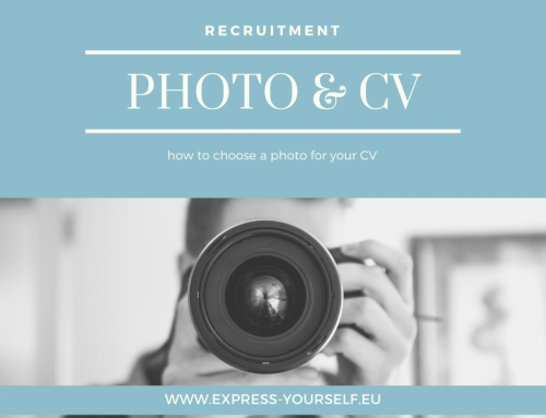 How To choose a photo for your CV?